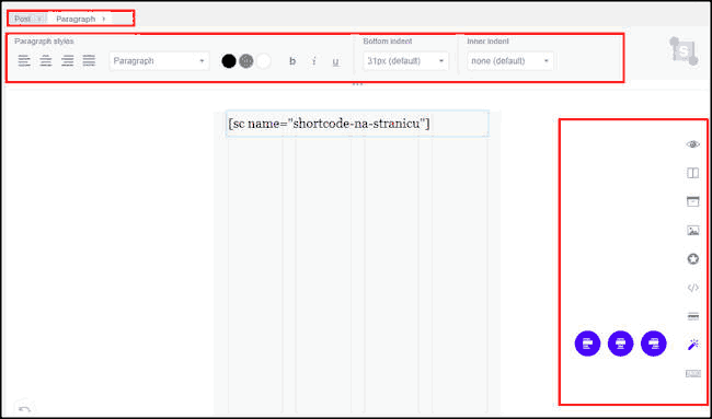 Русская разработка setka-editor