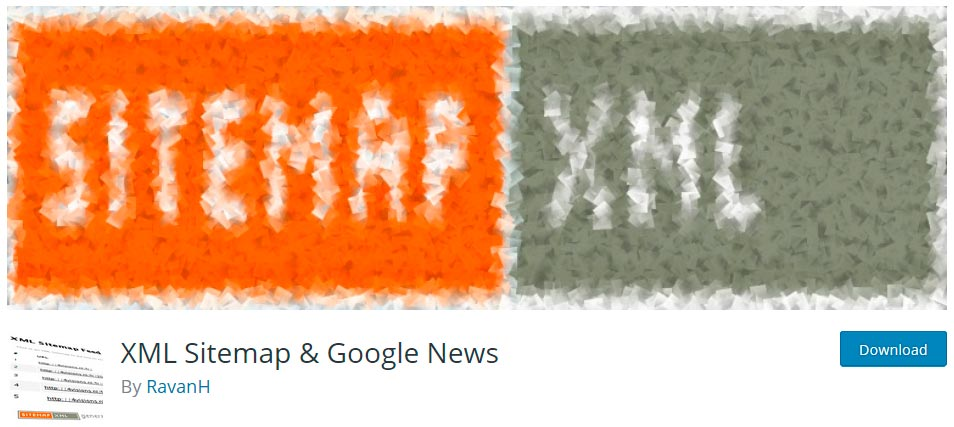 Оф. страница плагина XML Sitemap & Google News